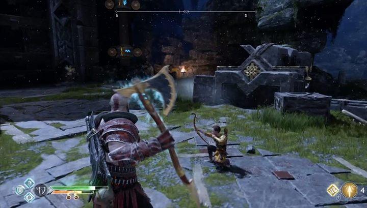 советы прохождения игры God Of War 2018 (Бога войны)