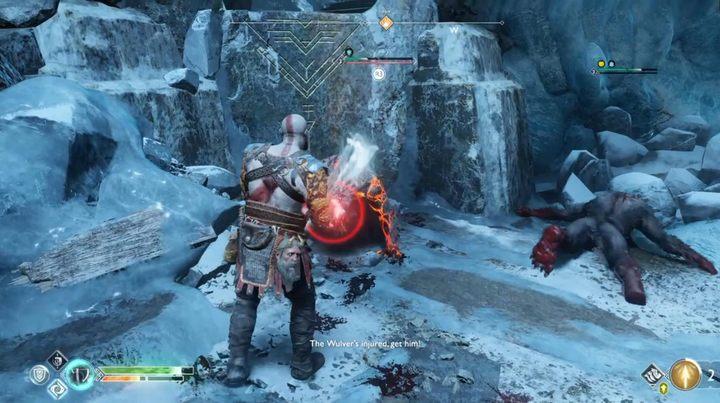Większość pozostałych prac polega głównie na eksterminacji wrogów. - Prace w God of War - God Of War - poradnik do gry