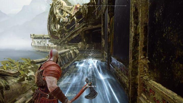 2 - Poza granicami świata, solucja God of War - God Of War - poradnik do gry