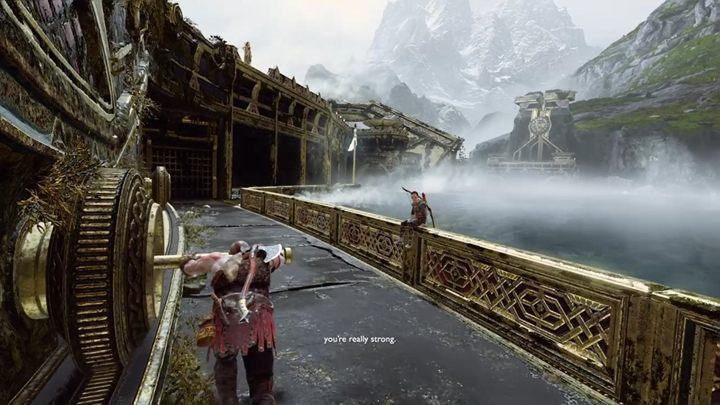 3 - Poza granicami świata, solucja God of War - God Of War - poradnik do gry