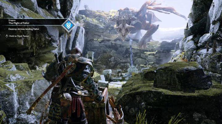 Местоположение дракона: Совет Валькирии - Бесплатные драконы в God of War - God Of War Game Guide