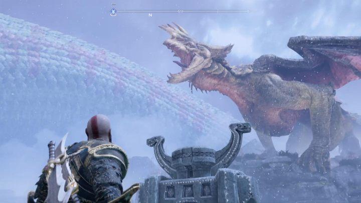 Местоположение дракона: Konunsgard - Бесплатные драконы в God of War - God Of War Game Guide