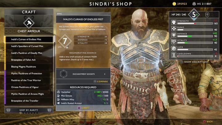 3 - Нифльхайм в God of War - God Of War - Game Guide