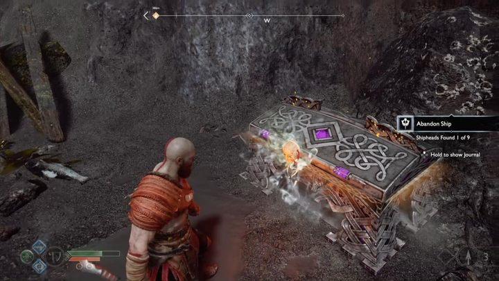 Как добраться до земля Муспелльсхейма в God of War