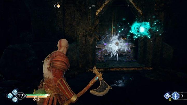 Последний фрагмент находится в пещере ведьмы, в речном перевале - Muspelheim в God of War - God Of War - Game Guide и Walkthrough