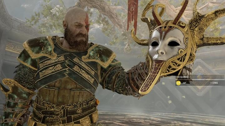Земля Валькирия в God of War