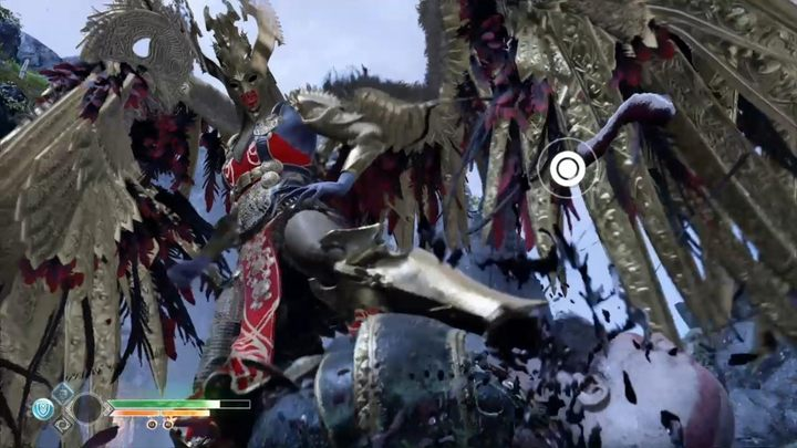 god of war 4 how to get to valkyrie