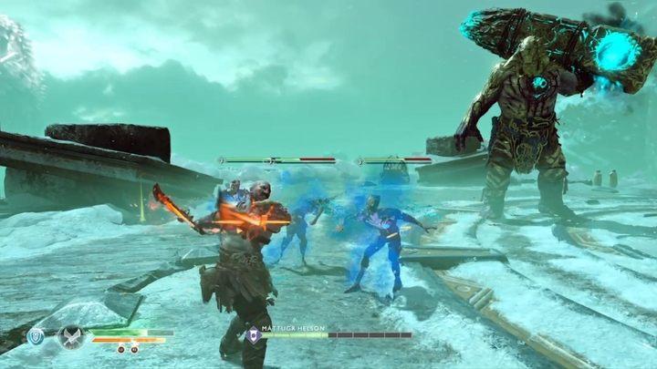 2 - Как победить тролля в God Of War?  - God Of War - Руководство игры
