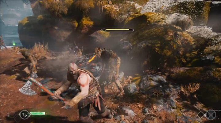 2 - Маркированные деревья - Прохождение God Of War - God Of War Game Guide