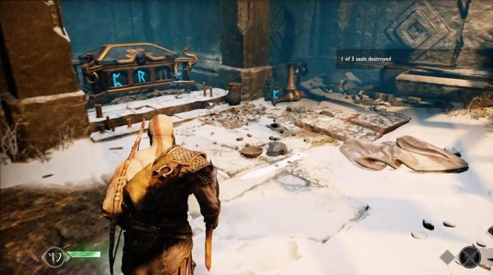 3 - Маркированные деревья - Прохождение God Of War - God Of War Game Guide