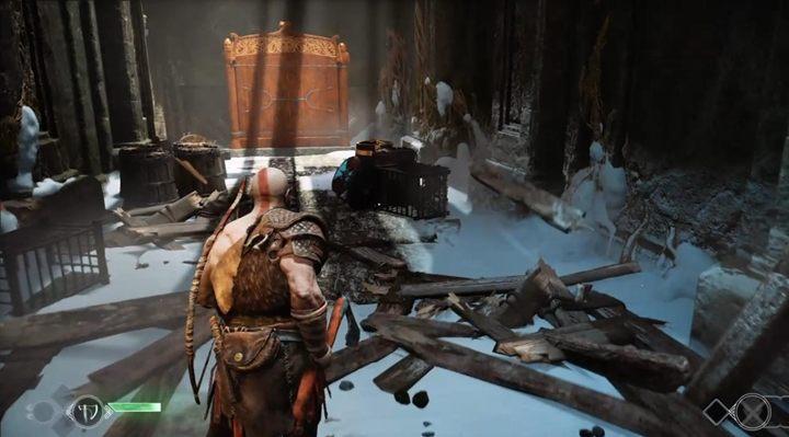 6 - Маркированные деревья - Прохождение God Of War - God Of War Game Guide