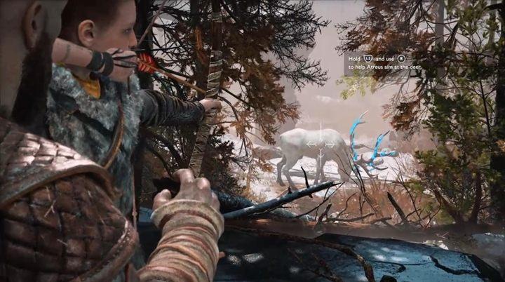 7 - Маркированные деревья - Прохождение God Of War - God Of War Game Guide