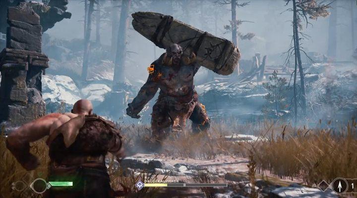 8 - Маркированные деревья - Прохождение God Of War - God Of War Game Guide