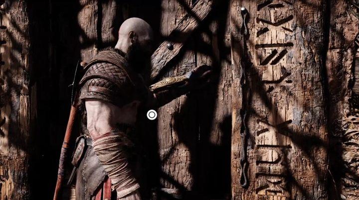 14 - Маркированные деревья - Прохождение God Of War - God Of War Game Guide
