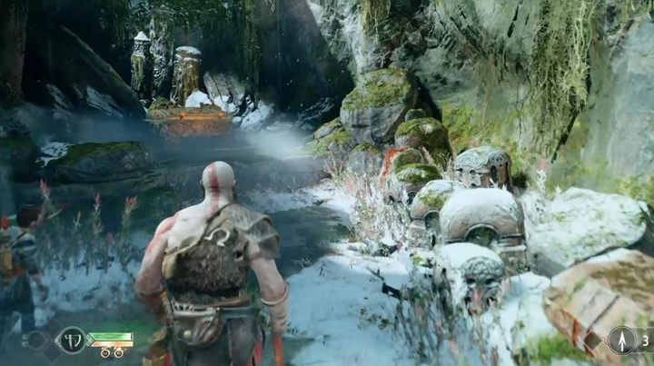 3 - Дорога к горе - Божья война - God Of War Game Guide