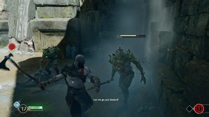 4 - Дорога к горе - Божья война - God Of War Game Guide