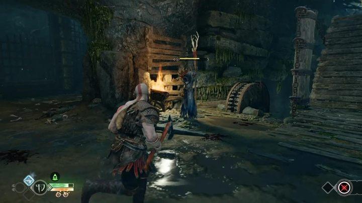 7 - Дорога к горе - Божья война - God Of War Game Guide