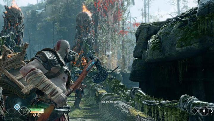 11 - Дорога к горе - Божья война - God Of War Game Guide