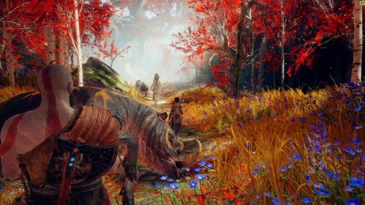 22 - Дорога к горе - Божья война - God Of War Game Guide