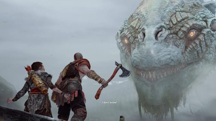 24 - Дорога к горе - Божья война - God Of War Game Guide