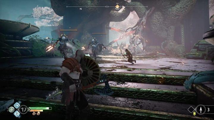 2 - Światło Alfheimu, solucja God of War - God Of War - poradnik do gry