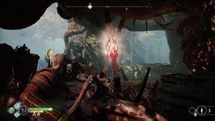 3 - Światło Alfheimu, solucja God of War - God Of War - poradnik do gry