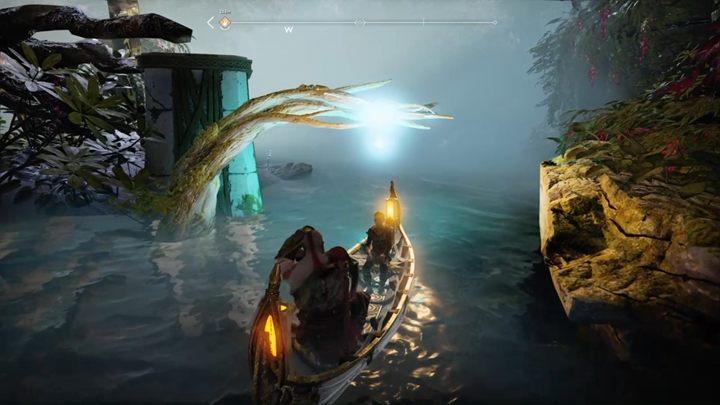 4 - Światło Alfheimu, solucja God of War - God Of War - poradnik do gry