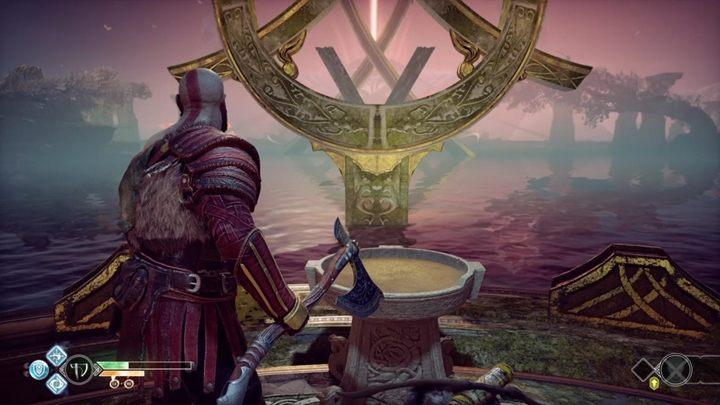 7 - Światło Alfheimu, solucja God of War - God Of War - poradnik do gry