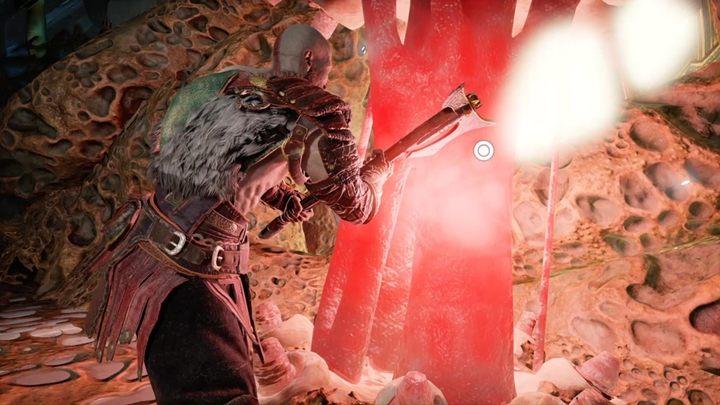 13 - Światło Alfheimu, solucja God of War - God Of War - poradnik do gry
