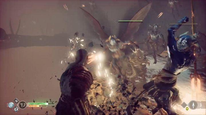 19 - Światło Alfheimu, solucja God of War - God Of War - poradnik do gry