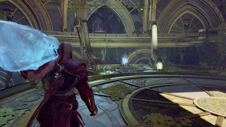 21 - Światło Alfheimu, solucja God of War - God Of War - poradnik do gry