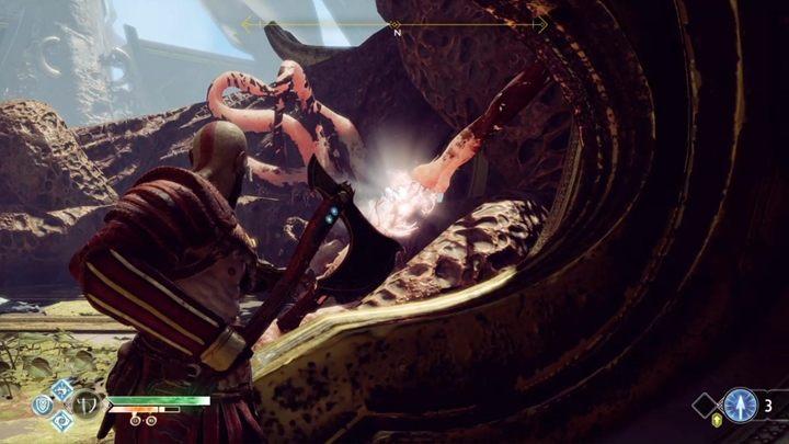 22 - Światło Alfheimu, solucja God of War - God Of War - poradnik do gry