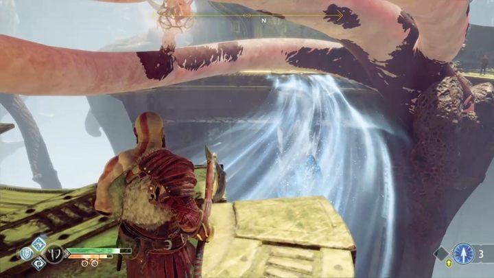 23 - Światło Alfheimu, solucja God of War - God Of War - poradnik do gry