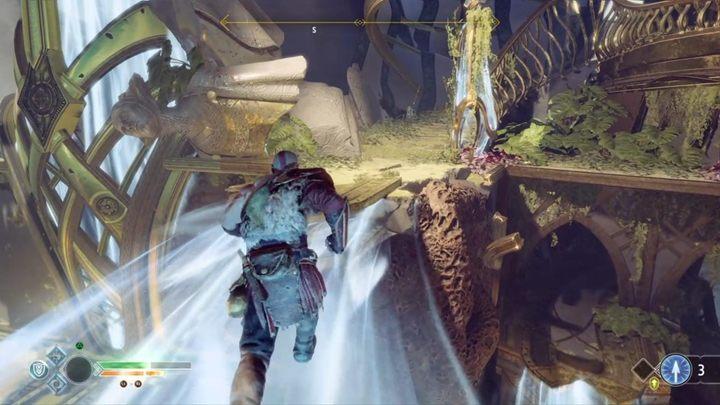 24 - Światło Alfheimu, solucja God of War - God Of War - poradnik do gry