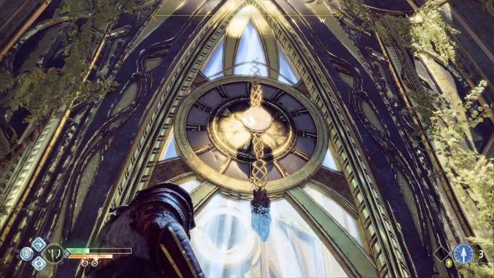 25 - Światło Alfheimu, solucja God of War - God Of War - poradnik do gry