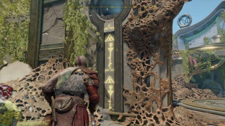 27 - Światło Alfheimu, solucja God of War - God Of War - poradnik do gry