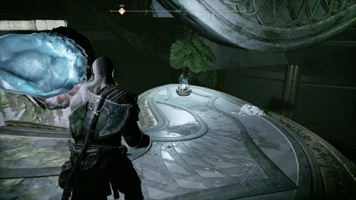 29 - Światło Alfheimu, solucja God of War - God Of War - poradnik do gry