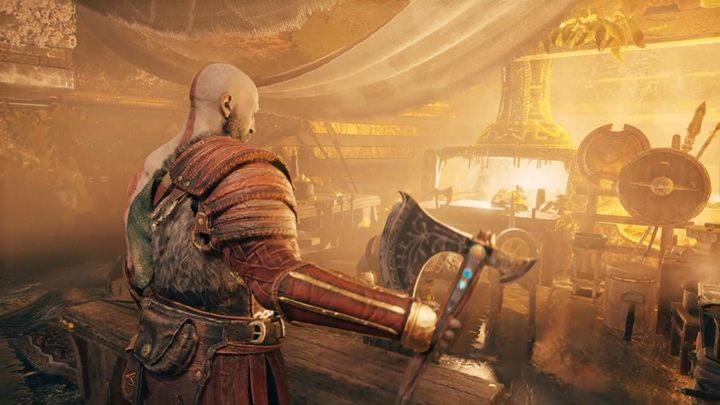 33 - Światło Alfheimu, solucja God of War - God Of War - poradnik do gry