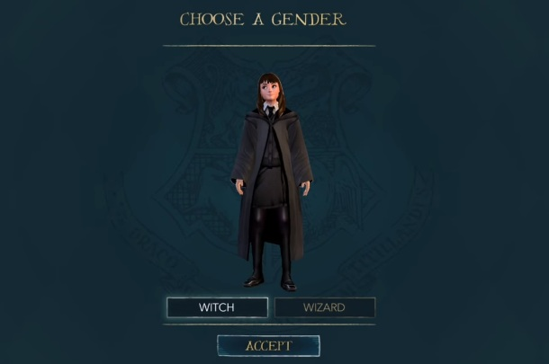Grę Harry Potter: Hogwarts Mystery rozpoczynasz od stworzenia swojej postaci - Tworzenie postaci w Harry Potter i Tajemnica Hogwartu - Harry Potter i Tajemnica Hogwartu - poradnik do gry