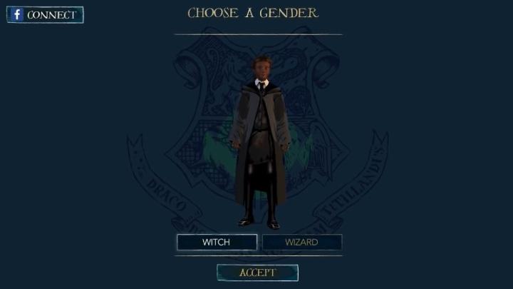 W Harry Potter: Hogwarts Mystery możesz stworzyć tylko jednego bohatera - Tworzenie postaci w Harry Potter i Tajemnica Hogwartu - Harry Potter i Tajemnica Hogwartu - poradnik do gry