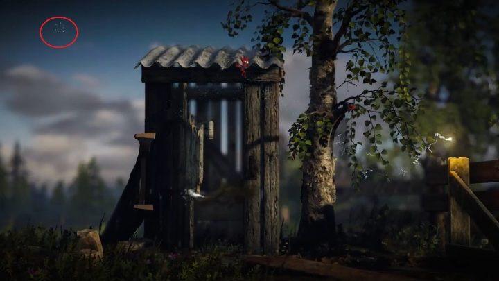 Trzeci sekret na trzecim poziomie znajdziesz zaraz koło WC - Sekrety Little Frogs - poziom 3 Unravel 2 - Unravel 2 - poradnik do gry