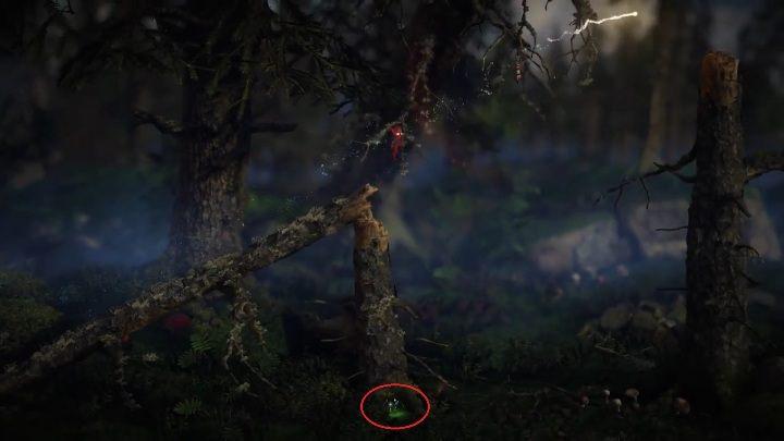 Piąty sekret jest chroniony przez kurę - Sekrety Little Frogs - poziom 3 Unravel 2 - Unravel 2 - poradnik do gry