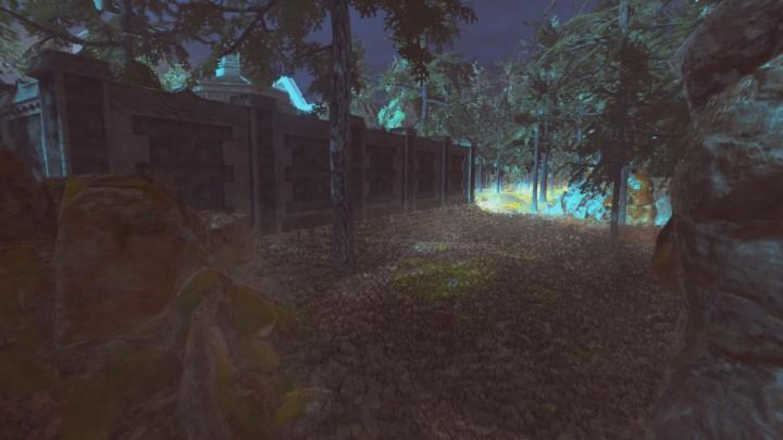 Rozgrywkę rozpoczynasz na ulicy, tuż przy posiadłości Yelvertonów - Ogród posiadłości Yelvertonów - solucja Lust for Darkness - Lust for Darkness - poradnik do gry