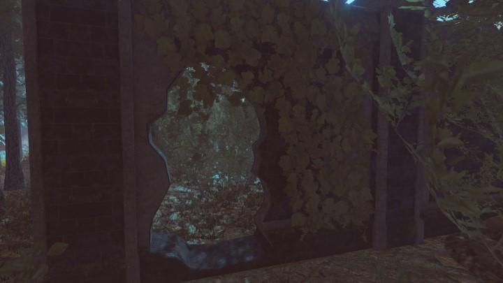 Musisz znaleźć wejście na teren posiadłości - Ogród posiadłości Yelvertonów - solucja Lust for Darkness - Lust for Darkness - poradnik do gry