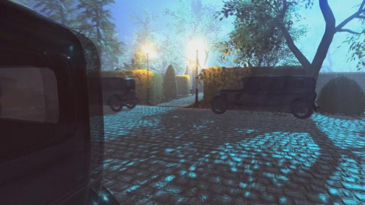 Trafisz na parking - Ogród posiadłości Yelvertonów - solucja Lust for Darkness - Lust for Darkness - poradnik do gry