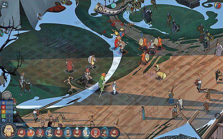 Siła woli jest tak samo ważnym parametrem w The Banner Saga 3 jak w dwóch poprzednich odsłonach serii - Walka w The Banner Saga 3 - The Banner Saga 3 - poradnik do gry