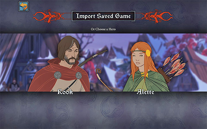 Na zaimportowanie sejwów możesz zdecydować się tuż po rozpoczęciu nowej kampanii w The Banner Saga 3 - Jak zaimportować sejwy (stan gry) z The Banner Saga 2 do The Banner Saga 3? - The Banner Saga 3 - poradnik do gry