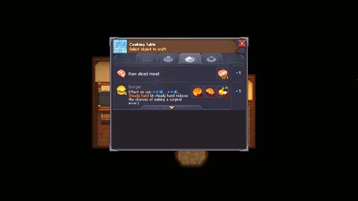 Jest to uciążliwe na późniejszych etapach gry Graveyard Keeper, gdy większość energii regenerujesz poprzez posiłki oraz napoje - Jak zapisać stan gry w Graveyard Keeper? - Graveyard Keeper - poradnik do gry