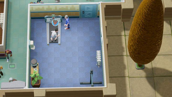 Kolejne pomieszczenie diagnostyczne - Gabinety i pomieszczenia w Two Point Hospital - Two Point Hospital - poradnik do gry