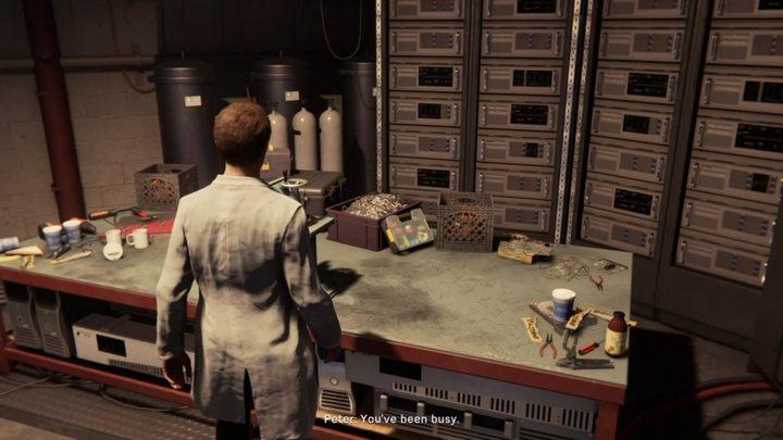 Idź do laboratorium i porozmawiaj z Octaviusem - Nowy Początek - Solucja Marvels Spider-Man - Marvels Spider-Man - poradnik do gry